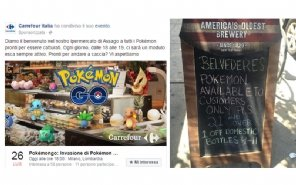 Pokémon Go, realtà aumentata e futuro del local marketing