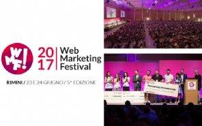 Web Marketing Festival 2017 – siamo pronti per raccontarlo!