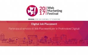 Professioni digitali: domanda e offerta al web marketing festival