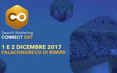 Pronti per andare al Search Marketing Connect 2017