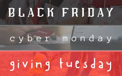 Black Friday, Cyber Monday e Giving Tuesday, come nascono?