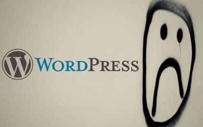 WordPress, le obiezioni all'uso della piattaforma più popolare per realizzazione dei siti web