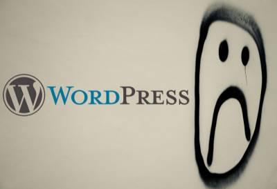 Siti in WordPress, alcune obiezioni all'uso della piattaforma più popolare per la realizzazione di siti web