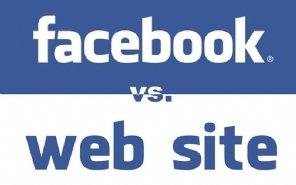 Pagina Facebook o sito Internet: strumenti aziendali a confronto
