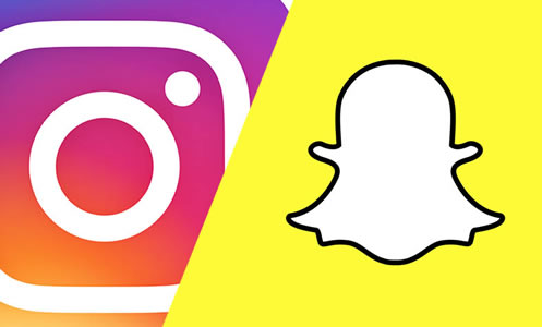 Instagram stories snapchat - Cybermarket 2016